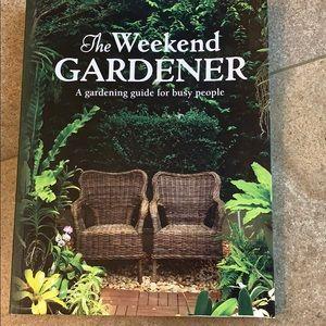 The Weekend Gardener Book